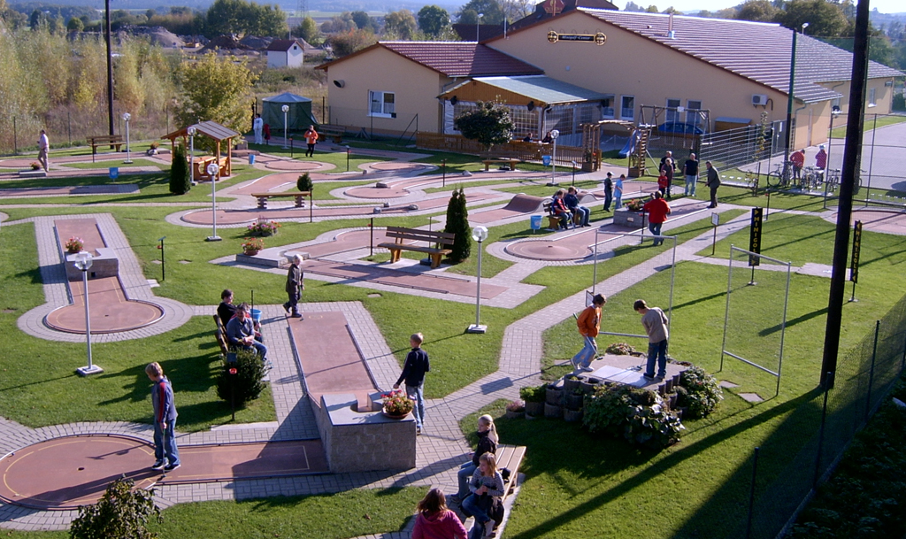 Minigolf Outdoor